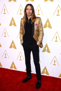 Jared Leto, nominado a Mejor Actor de Reparto por 'Dallas Buyers Club'