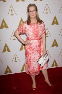 Meryl Streep, nominada a Mejor Actriz por 'Agosto'