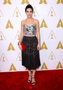 Sandra Bullock, nominada a Mejor Actriz por 'Gravity'