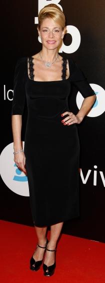 Belén Rueda, espectacular en el estreno de ByB