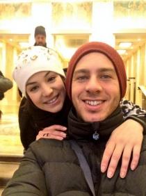Sonia y Kristian se despiden de Nueva York