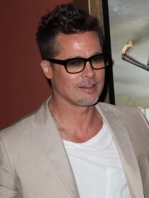 El nuevo look de Brad Pitt