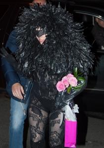 Lady Gaga tiene complejo de puercoespín