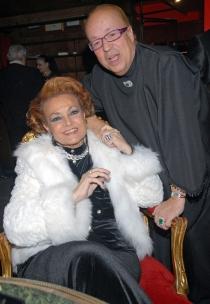 Carmen Sevilla y Rappel, juntos en un acto de Madrid