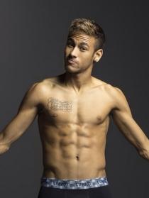 Neymar, la gran estrella de Brasil en el Mundial 2014