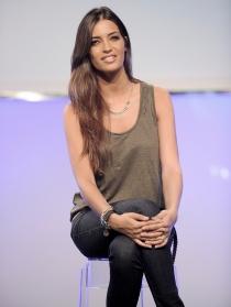 Sara Carbonero, novia de Iker Casillas, pero seguidora del Atlético de Madrid
