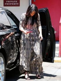 El vestido más feo de Kim Kardashian