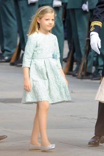 La Infanta Sofía, el ojito derecho de Letizia