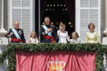 El presente, el pasado y el futuro femenino de la monarquía española