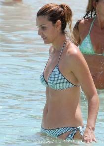 Mar Flores disfruta de sus vacaciones en Ibiza