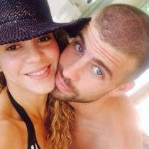 Piqué y Shakira disfrutaron de unas románticas vacaciones en Cancún
