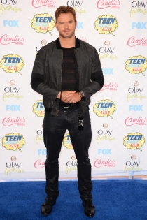 Kellan Lutz, entre los más guapos de los Teen Choice Awards 2014