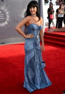 Katy Perry, sorprendentemente guapa en los MTV VMA 2014