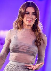 El look más atrevido de Raquel Sánchez Silva