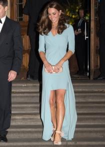 Kate Middleton demuestra que las embarazadas también pueden ser sexies