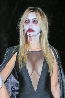 Brittny Gastineau, tan sexy como terrorífica