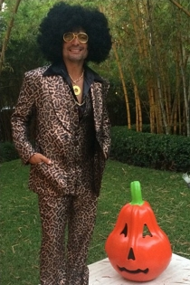 Chayanne, el disfraz más divertido de Halloween