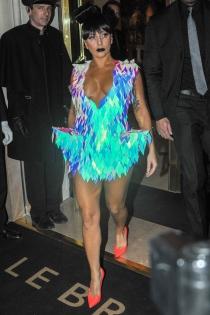 Lady Gaga, 'disfrazada' de Miley Cyrus