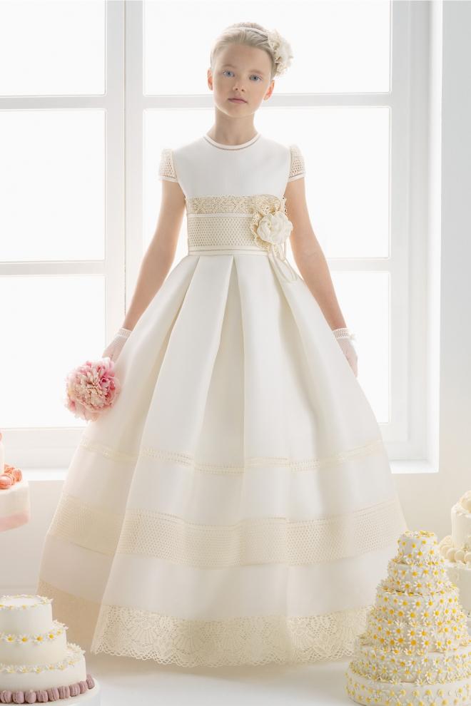 Imagenes De Los Baños Mas Bonitos:los vestidos de comunión más bonitos para niñas – Los vestidos de