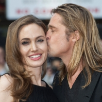 Angelina Jolie y Brad Pitt, un matrimonio de red carpet