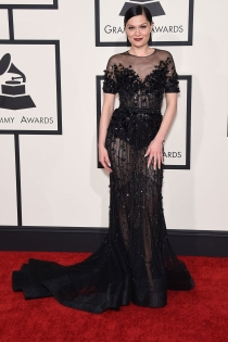 Jessie J destaca en los Grammys 2015
