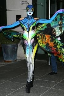 Heidi Klum, la reina del disfraz