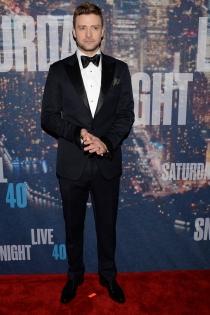 Justin Timberlake, el más guapo