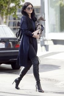 Mascotas famosos: Kylie Jenner y su perro a todas partes juntos