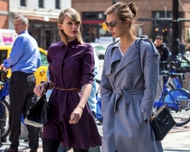 Taylor Swift y Karlie Kloss, siempre sexys y conjuntadas