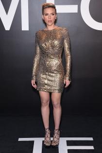 Scarlett Johansson, siempre perfecta