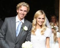 Poppy Delevingne se casó en 2014 en mayo