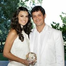 Alejandro Sanz y Raquel Pereira celebraron su boda el 26 de mayo de 2012