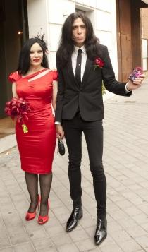 La boda de Alaska y Mario Vaquerizo se celebró el 27 de mayo de 2013