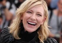 Cate Blanchett y su lado más feliz y divertido