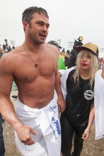 Mujeres y hombres: Lady Gaga y Taylor Kinney