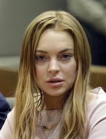 Famosas con ojeras sin maquillar: el impactante caso de Lindsay Lohan