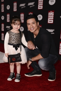 Día del Padre: Mario Lopez, junto a su hija