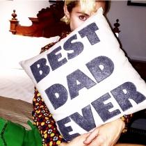 Miley Cyrus considera que su padre es el mejor del mundo en Instagram