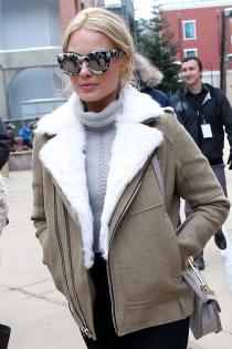 El look más casual de Margot Robbie