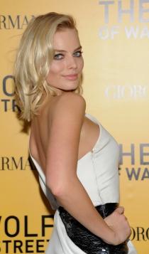 Margot Robbie, la rubia más caliente de 'El lobo de Wall Street'