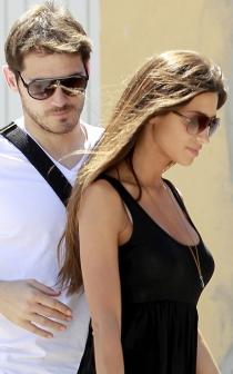 Sara Carbonero, la bella novia de Iker Casillas