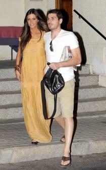 Iker y Sara, siempre felices en su relación