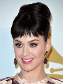 Los ojos de Katy Perry siempre son el centro de atención