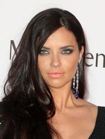 Los ojos de las famosas: la impresionante mirada de Adriana Lima