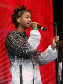 Willow, la hija adolescente de Will Smith