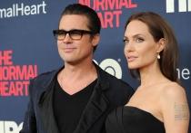 Brad Pitt y Angelina Jolie, una pareja feliz