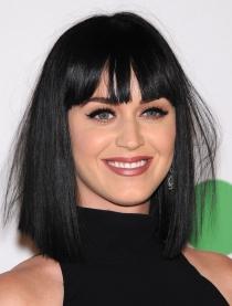 Flequillos de famosas: Katy Perry