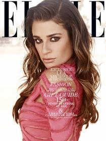30 años ELLE USA: Lea Michele