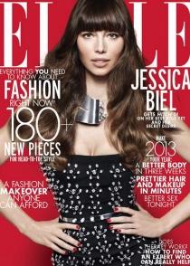 30 años ELLE USA: Jessica Biel