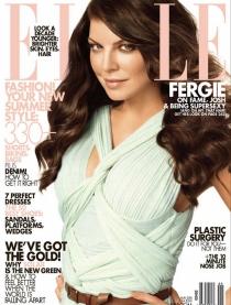 30 años ELLE USA: Fergie